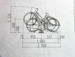 式駐輪機.自転車置場、自転車 ...